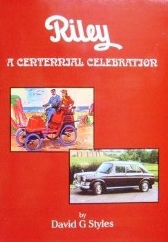 Riley Car Books